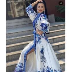 Rochie Zimmia Blue M