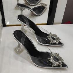 Pantofi Transparent Edessa