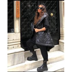 Vesta fas fashion black
