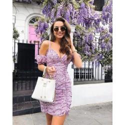 Rochie purple delight