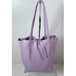 Shopper bag piele naturala...