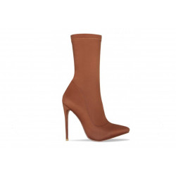 Botine Mocha Stiletto