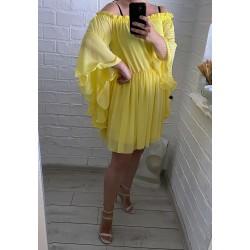 Rochie din voal Lemon