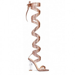 Sandale Viv Rose Gold