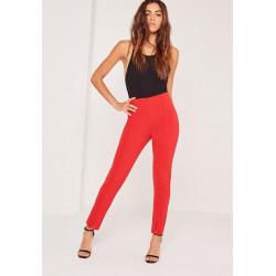 Pantaloni Cigarette Red