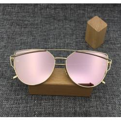 Ochelati de soare roz gold
