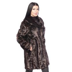 Haina blana classic fur