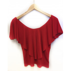 Bluza red love