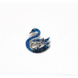 Brosa tinny blue swan