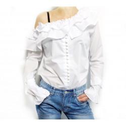 Bluza spanish white