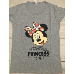 Tricou Minnie Princess