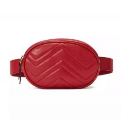 Borseta fashion red