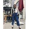 Pantaloni french style