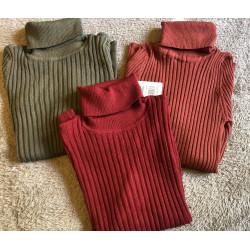 Maleta rib knit