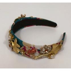 Precious Gems Luxury Head Band