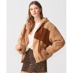 Jacheta din blanita modern cut