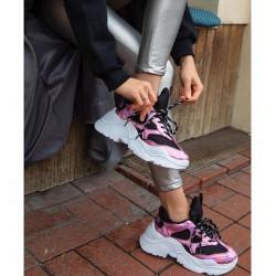 Pantofi sport pink glam