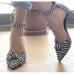 Pantofi Solana Black