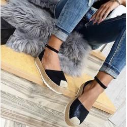 Pantofi galbeni cu platforma