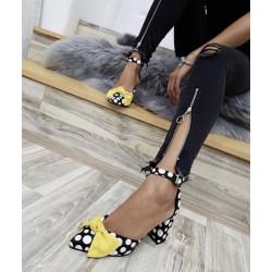 Pantofi cu buline