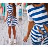 Rochie stripes Bunny