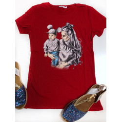 Tricou super mom