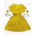 Rochie yellow summer