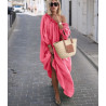 Rochie vaporoasa pink