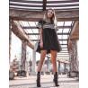 Rochie black sugarbird