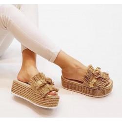Papuci fashion rope