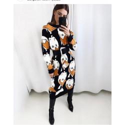 Rochie pulover Ducky