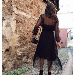 Rochie Neagra Alhambra
