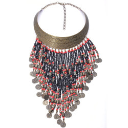 Colier maxi beads