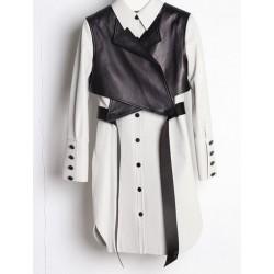 Rochie camasa cu accesoriu...