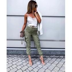 Pantaloni fashion cargo