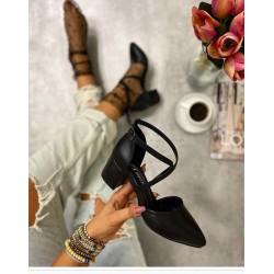 Pantofi black stripes
