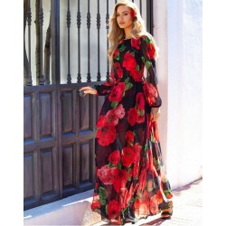 Rochie roses