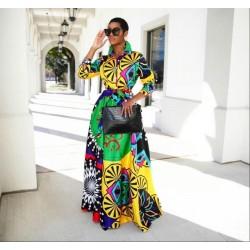 Rochie fashion green