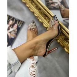 Pantofi Edessa Gold