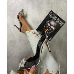 Pantofi Edessa Silver
