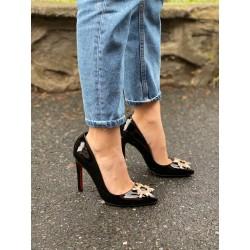 Pantofi Edessa Black