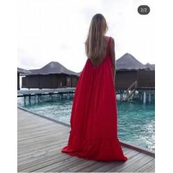 Rochie summer red